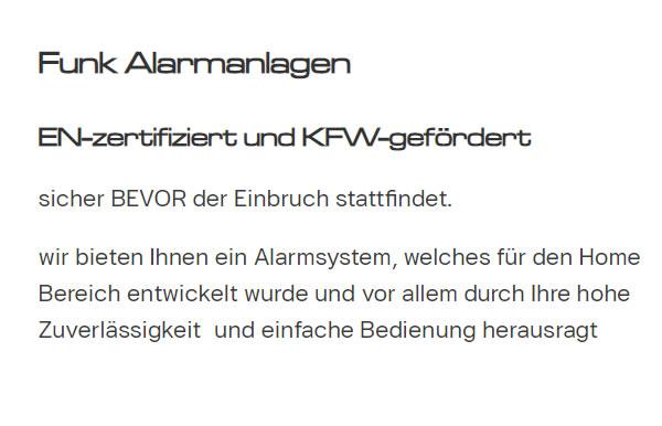 Alarmanlagen_Funk in  Heidelberg
